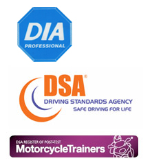 DSA and Advanced Motorcycle Training
